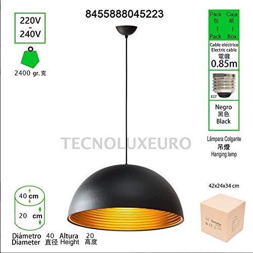 TECNOLUX EURO Iluminación colgante