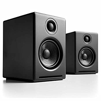 Audioengine A2+ Black (Pr.) 2-way Powered Speaker System review