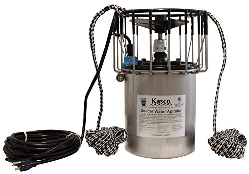 Kasco Lake & Pond De-Icer - 4400D025 - 1HP, 60Hz 120V, 25 ft power cord