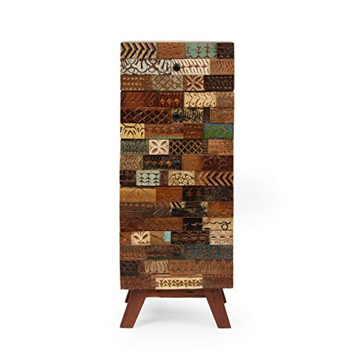 Christopher Knight Home Maysville Drawer CABINETS, Natural