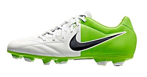 Nike T90 Shoot IV - Botas de fútbol para suelo fijo (talla 39)