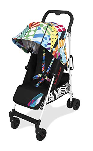 Maclaren Quest arc Jason Woodside Stroller- for Newborns+, Lightweight, Compact,...