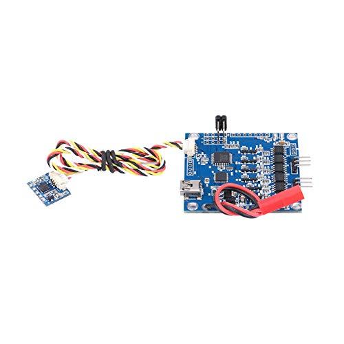 DAUERHAFT Langlebig mit Mos Tube Drive mit Sensor mit größerem Strom Gimbal Driver Brushless Gimbal Controller, für RC-Drohnen RC-Teilzubehör