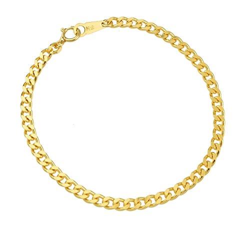 K24 純金 喜平ブレスレット 2面カット 約10g 18cm 引輪 造幣局検定マーク K24刻印入り ユニセックス 喜平 チェーン