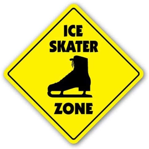 BIGYAK Pattinatore di ghiaccio Zona Xing Pista Stivali Pattinaggio Figura Pattinaggio Pattinaggio 20,3 x 20,3 cm