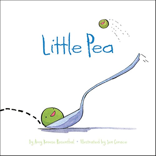Little Pea  audiobook cover art