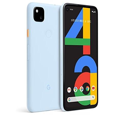 【新品】Google Pixel 4a 128GB ベアリーブルー SIMフリー