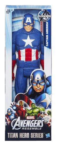 Avengers - A4809E270 - Figurine - Cinéma - Captain America - 30 cm