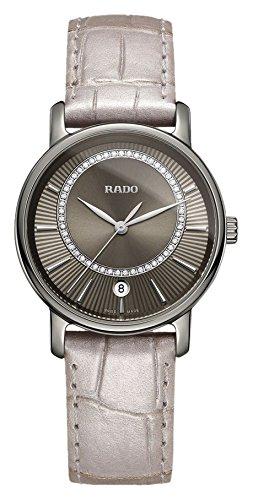 [ラドー] 腕時計 Diamaster Diamonds(ダイヤマスター ダイヤモンズ) R14064715 レディース 正規輸入品 クリーム