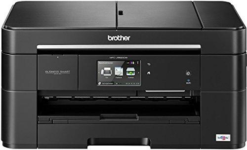 Brother MFC-J5620DW Farbtintenstrahl-Multifunktionsgerät (Scanner, Kopierer, Drucker, Fax) schwarz