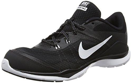 Nike Womens Flex Trainer 5 Running Shoe,  Black/Anthracite/White - 6.5 B(M) US