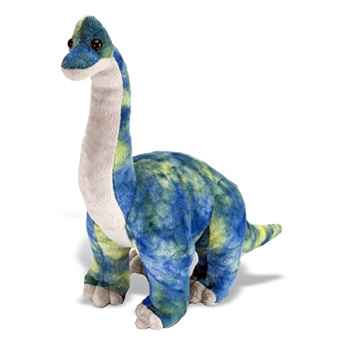 "Wild Republic Brachiosaurus Plush, Dinosaur Stuffed Animal, Gifts for Kids, Dinosauria 15"""