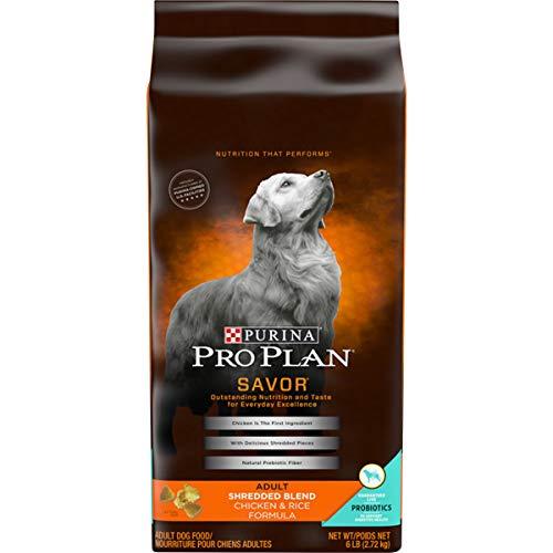 Purina Pro Plan Savor Shredded Blend affordable food for dogs