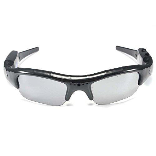MXBIN Deporte Ciclismo Cámara Digital Gafas de Sol Gafas HD con Gafas...