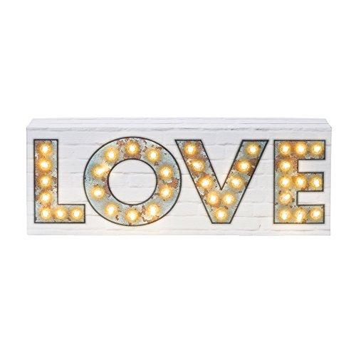 Party Illuminations Love Sign