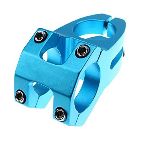 31.8 Griff 45mm Fahrradgriff Aluminiumlegierung Mountainbike-Griff Kurzer Griff, geeignet für die meisten Fahrräder, Rennräder, Mountainbikes, BMX, Fixie-Gänge, Fahrradzubehör, gutes Fahrradanhang