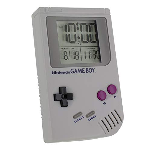 Nintendo Reloj Despertador Game Boy, 15