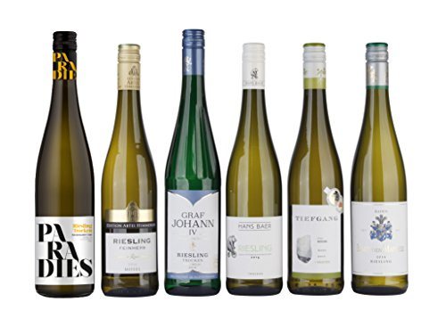 Coffret Découverte 'Riesling Lover' - 6 Riesling...