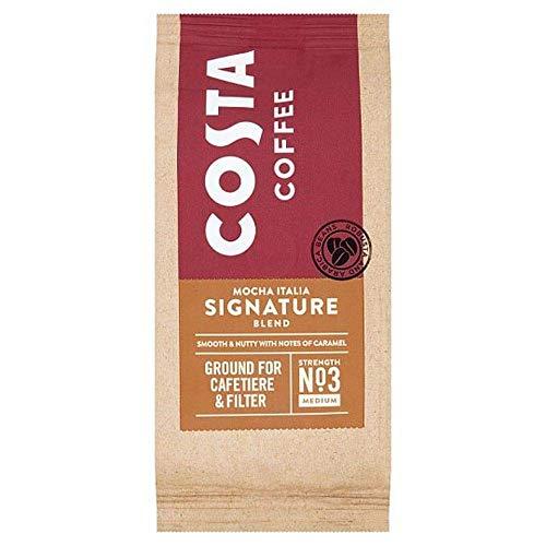 Costa Roast and Ground Coffee, 200g Bag