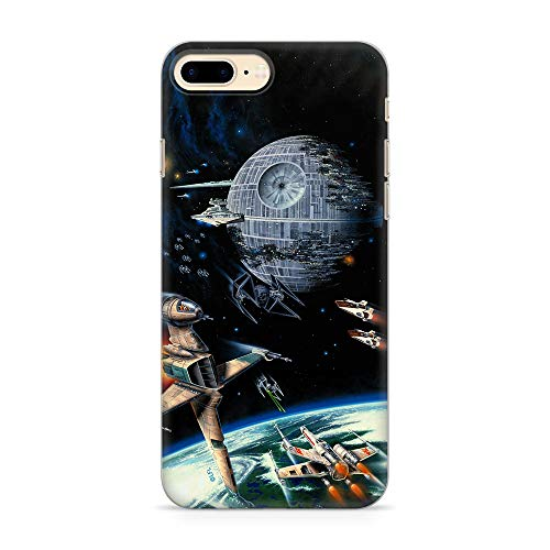 ERT GROUP Original Star Wars Handyhülle Star Wars 034 iPhone 7 Plus/ 8 Plus Phone Hülle Cover SWPCSW13555 Multicolour