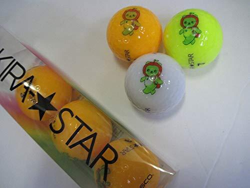 信州・長野公認キャラクター・アルクマのマーク入り キラスター2 オレンジ1ダース