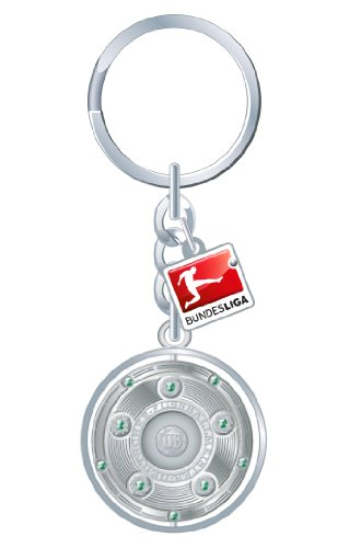 1. Bundesliga Schlüsselanhänger Meisterschale 3-D, 4 cm