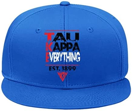 New Hot hip hop snapback Hat?Con maschio/Femaletke – Tau Kappa tutto 2 cotone