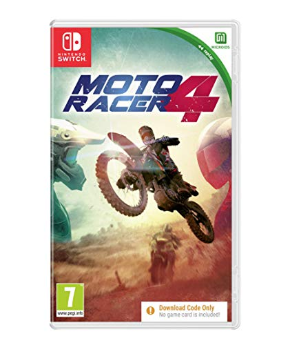 Moto Racer Replay (Code in a Box)