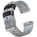 Zeit Diktator 18mm 20mm 22mm watch band exquisite seatbelt nylon quick release watch strap for man and women