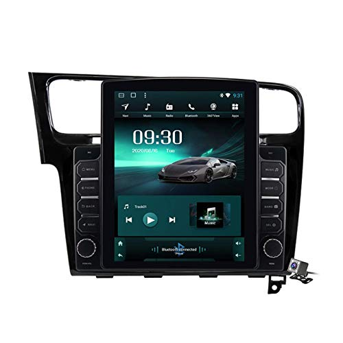 QBWZ Car Stereo Android 9.0 Radio para VW Golf 7 2013-2020...