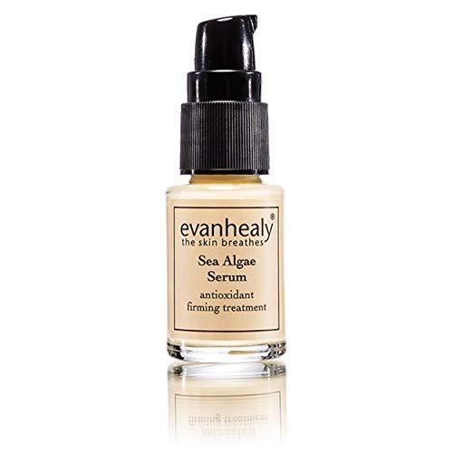 evanhealy Sea Algae Anti Wrinkle Serum for Sensitive Skin   Lightweight Firming Face Serum Anti Aging   Facial Serum with Hyaluronic Acid & Botanical Extracts