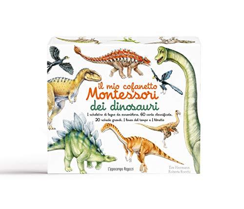 Il mio cofanetto Montessori dei dinosauri. Con gadget