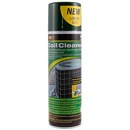 WEB WCOIL19 19 oz. Coil Cleaner