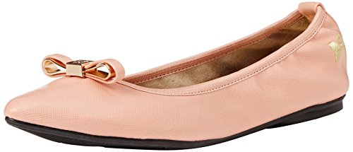 Butterfly Twists Isobel, Damen Ballerinas, Rosa (Pfirsich), 39 EU (6 UK)