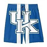 WDSC Kentucky Boy's Kids Child Beach Pants Shorts with Pockets...