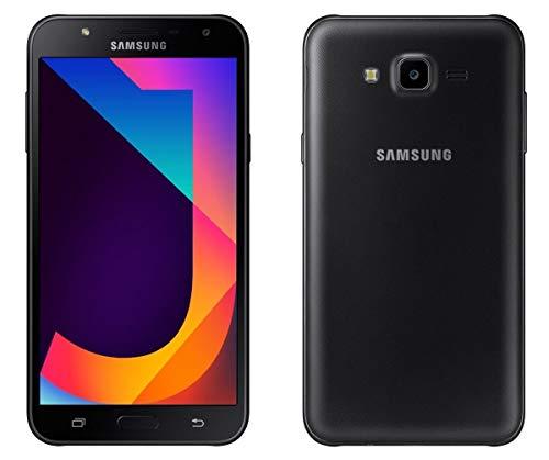 Samsung Galaxy J7 Neo (16GB) J701M/DS - 5.5, Android 7.0, Dual SIM Unlocked Smartphone, International Model - Black