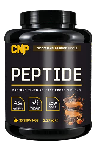 CNP Professional Pro Peptide, Chocolate Caramel Brownie, 2.27 kg