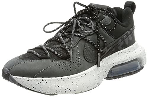 Nike W Air MAX Verona 2.0, Zapatillas para Correr Mujer, Black Iron Grey Summit White Volt Glow Smoke Grey Dk Smoke Grey, 37.5 EU