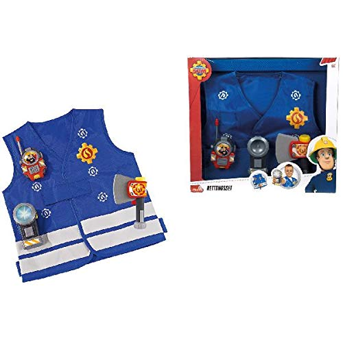 Simba Fireman Sam - Set travestimento 9.250.745