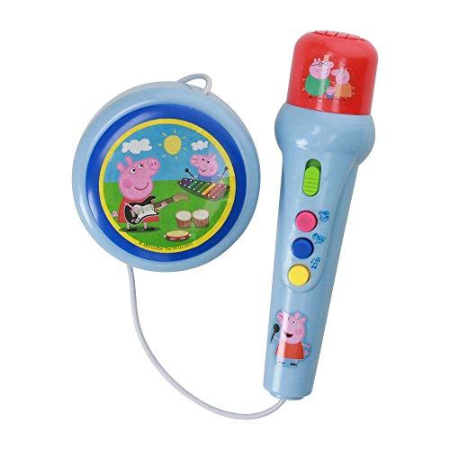 Reig 2321 - Peppa Pig microfoon en versterker