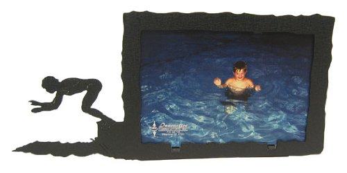 Innovative Fabricators, Inc. Female Swimmer 3X5 Horizontal Picture Frame