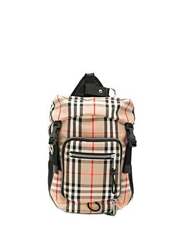 Luxury Fashion | Burberry Heren 8014430 Beige Polyester Rugzak | Herfst-winter 19