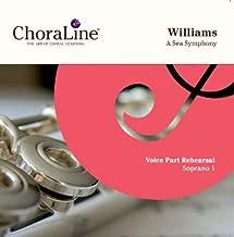 Vaughan Williams A Sea Symphony SOPRANO 1 Rehearsal CD
