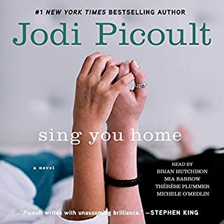 Sing You Home     A Novel              Autor:                                                                                                                                 Jodi Picoult                               Sprecher:                                                                                                                                 Thérèse Plummer,                                                                                        Brian Hutchison,                                                                                        Mia Barrow,                   und andere                 Spieldauer: 17 Std. und 24 Min.     Noch nicht bewertet     Gesamt 0,0