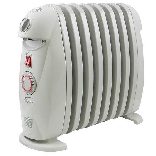 DeLonghi TRN0812T Portable Oil-Filled Radiator with Programmable Timer