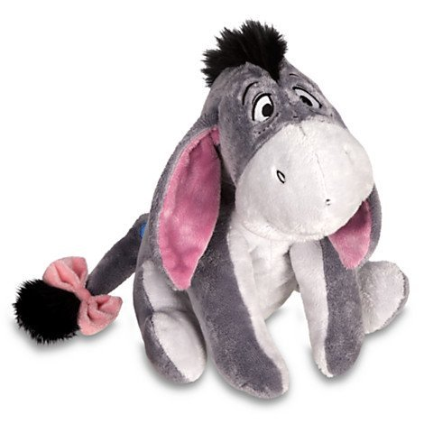 Disney Eeyore Plush Toy -- 11