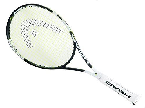 Head Graphene XT Speed MP A - Raqueta de Tenis, Color Negro/Verde/Blanco, Talla U20