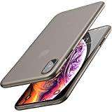 TOZO for iPhone Xs Case 5.8 Inch (2018) Ultra-Thin Hard Cover Slim Fit [0.35mm] World's Thinnes…