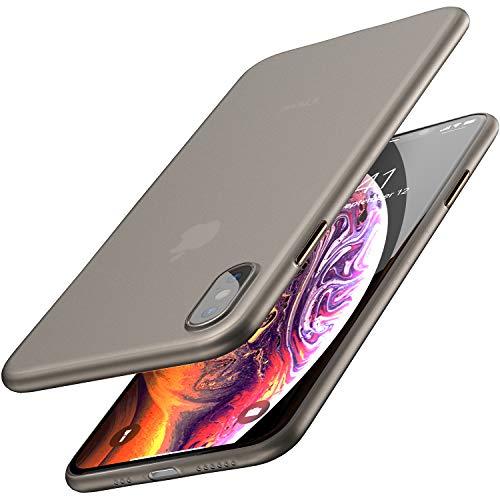 classement un comparer Coque TOZO pour iPhone XS, coque ultra-fine en polypropylène de 5,8 pouces (2018) [0,35mm] Le plus fin du monde…