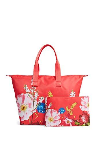 Ted Baker Red Jopline Berry Sundae Foldaway Shopper OS (red)